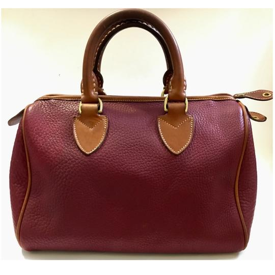 Dooney & Bourke Satchel in Red Image 1