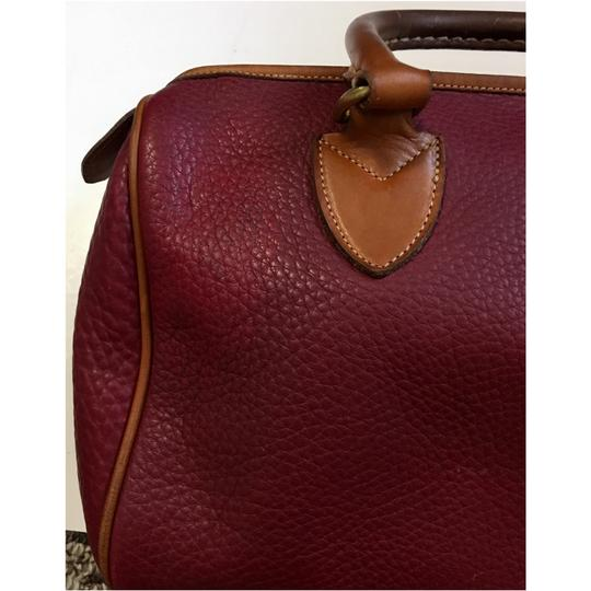 Dooney & Bourke Satchel in Red Image 10