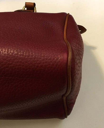 Dooney & Bourke Satchel in Red Image 9