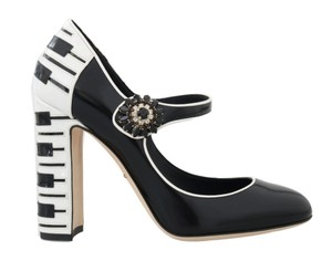 Dolce&Gabbana Black/White Pumps