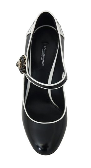 Dolce&Gabbana Black/White Pumps Image 3