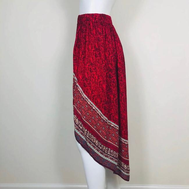 Free People Skirt Red Image 2