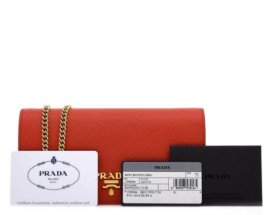 Prada Messenger Cross Body Bag Image 3