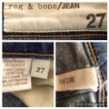 Rag & Bone Skinny Jeans-Distressed Image 4
