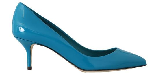 Preload https://img-static.tradesy.com/item/25822526/dolce-and-gabbana-blue-patent-leather-pumps-size-eu-365-approx-us-65-regular-m-b-0-0-540-540.jpg