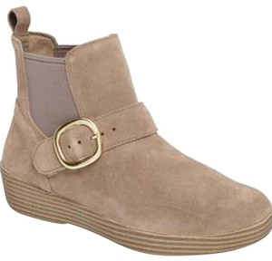 FitFlop Beige Boots