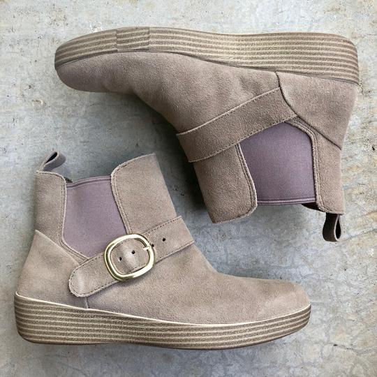 FitFlop Beige Boots Image 1