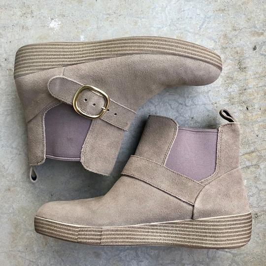 FitFlop Beige Boots Image 2