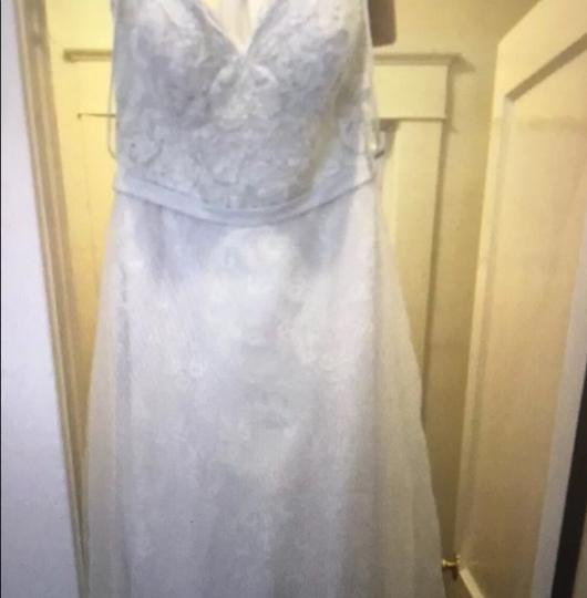 Ivy & Aster And Traditional Wedding Dress Size 4 (S) Image 4