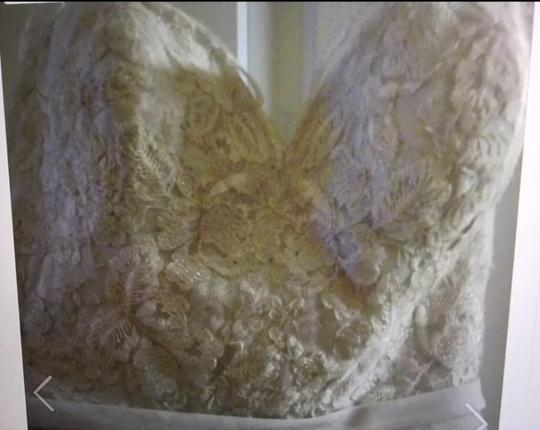 Ivy & Aster And Traditional Wedding Dress Size 4 (S) Image 6