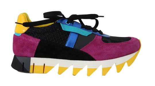 Preload https://img-static.tradesy.com/item/25822610/dolce-and-gabbana-multicolor-leather-sneakers-size-eu-35-approx-us-5-regular-m-b-0-0-540-540.jpg