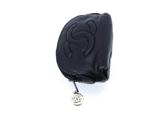 Chanel Leather Mini Travel Pouch Image 11