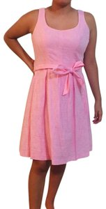 Nine West short dress Pink on Tradesy