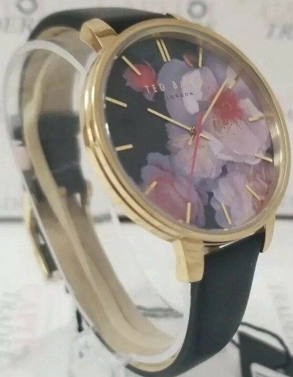 Ted Baker TED BAKER CHELSEA BLACK LADIES WATCH NWB Image 1
