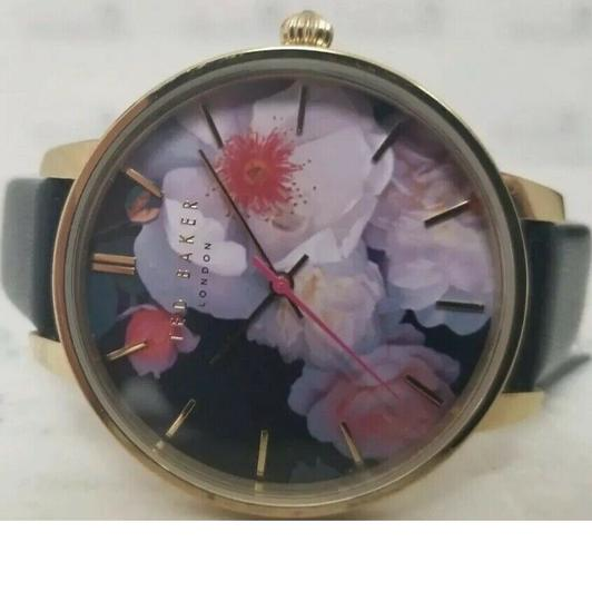Ted Baker TED BAKER CHELSEA BLACK LADIES WATCH NWB Image 2