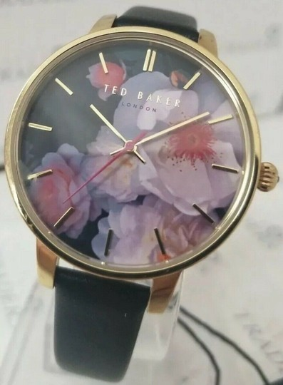 Ted Baker TED BAKER CHELSEA BLACK LADIES WATCH NWB Image 3