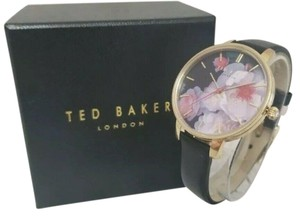 Ted Baker TED BAKER CHELSEA BLACK LADIES WATCH NWB