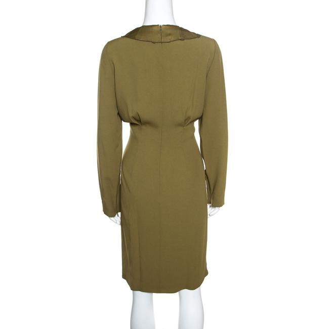 Emporio Armani Longsleeve Tunic Dress Image 1