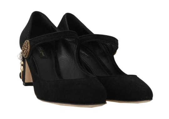 Dolce&Gabbana Black Pumps Image 5