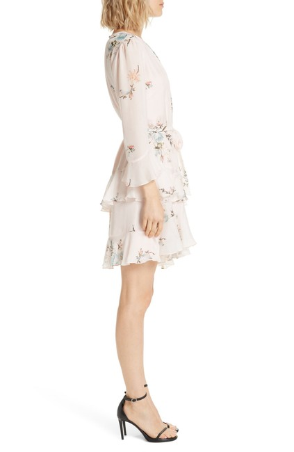 Joie short dress rose bud Spring Summer Wedding Tiered Ruffle on Tradesy Image 3