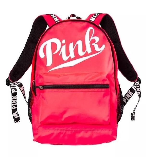 Item - Logo Campus College Travel Neon Backpack