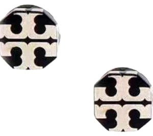 Tory Burch T-stretch Logo Stud Earring