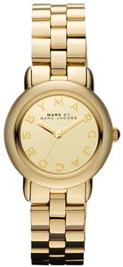 Marc by Marc Jacobs Marc Jacobs Mini Marci Gold Tone Stainless Steel Women's Watch