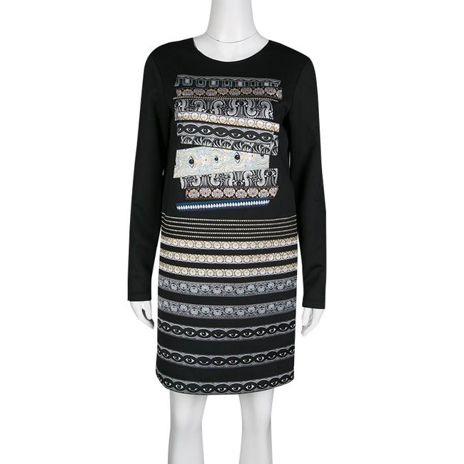 Kenzo short dress Black Shift Polyester Elastane on Tradesy Image 1