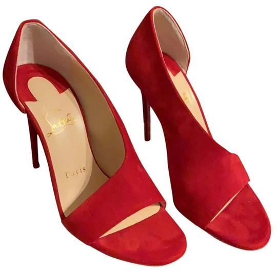 Christian Louboutin red Pumps Image 0