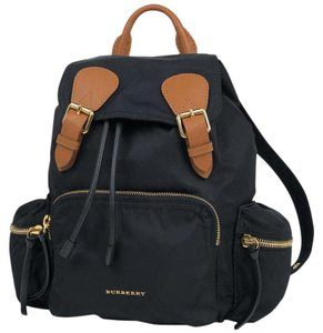Burberry Daypack Lily Collins Backpack