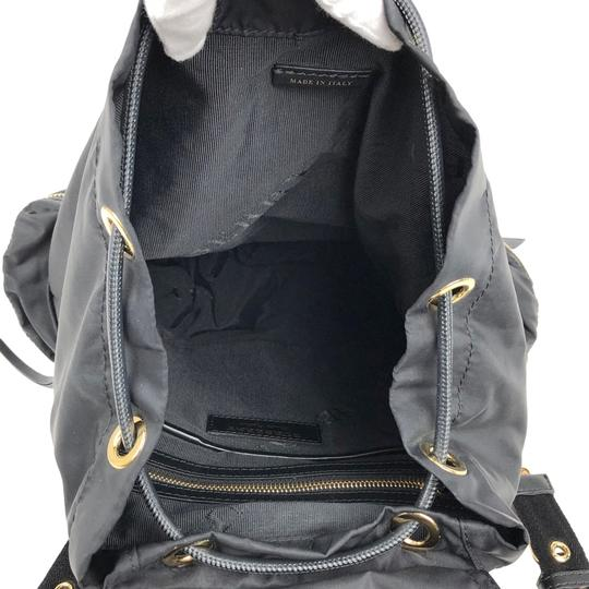 Burberry Daypack Lily Collins Backpack Image 3