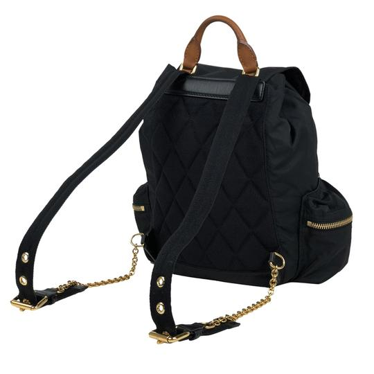 Burberry Daypack Lily Collins Backpack Image 5