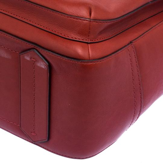 Reed Krakoff Leather Boxer Tote in Red Image 6