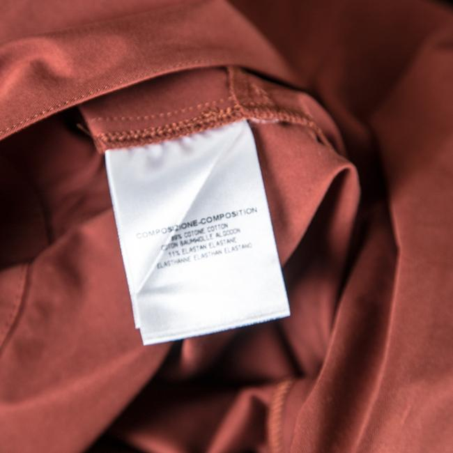 Gucci Cotton Belted Detail Dress Image 3