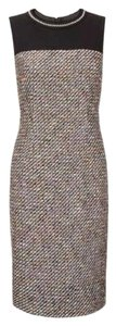 Hobbs London Tweed Sleeveless Dress