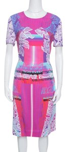 Peter Pilotto Short Sleeve Viscose Dress