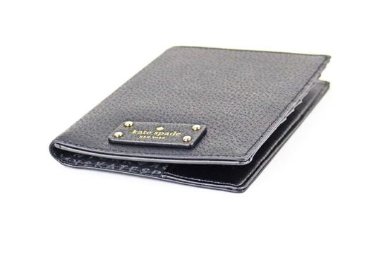 Kate Spade mogene Leather Passport Holder Image 6