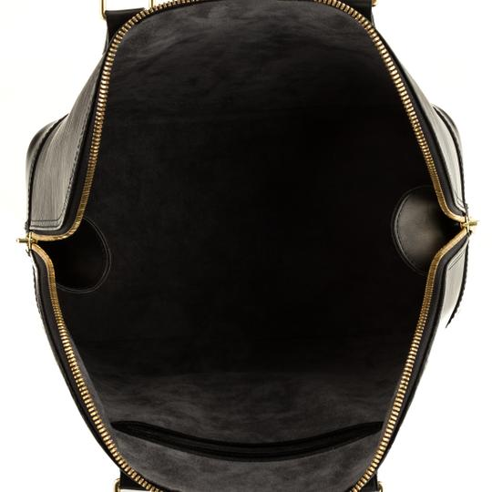 Louis Vuitton Tote in Black Image 5
