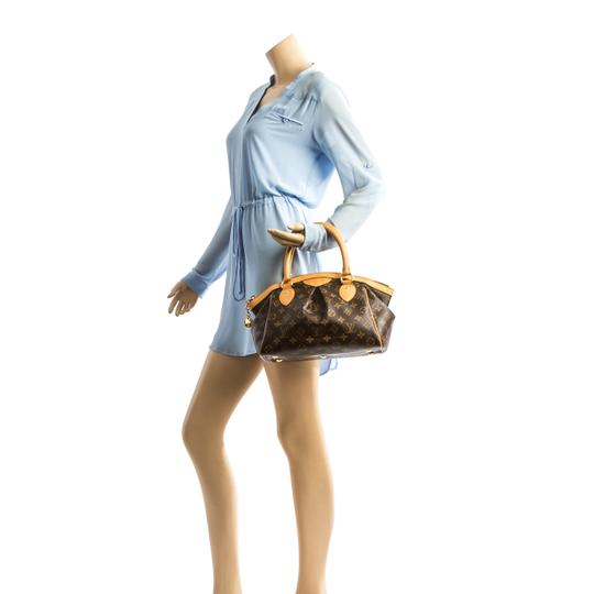 Louis Vuitton Tote in Brown Image 7