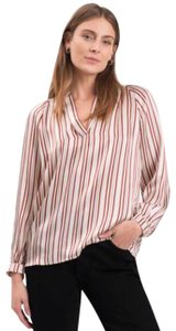 Tucker Top red/white stripe