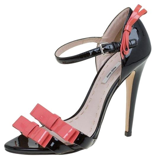 Preload https://img-static.tradesy.com/item/25825145/miu-miu-black-pink-patent-bow-mary-jane-sandals-pumps-size-eu-36-approx-us-6-regular-m-b-0-1-540-540.jpg