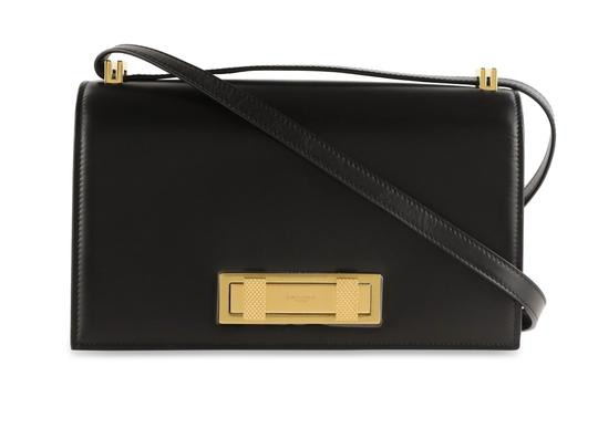 Preload https://img-static.tradesy.com/item/25825154/saint-laurent-domino-black-calfskin-leather-shoulder-bag-0-1-540-540.jpg