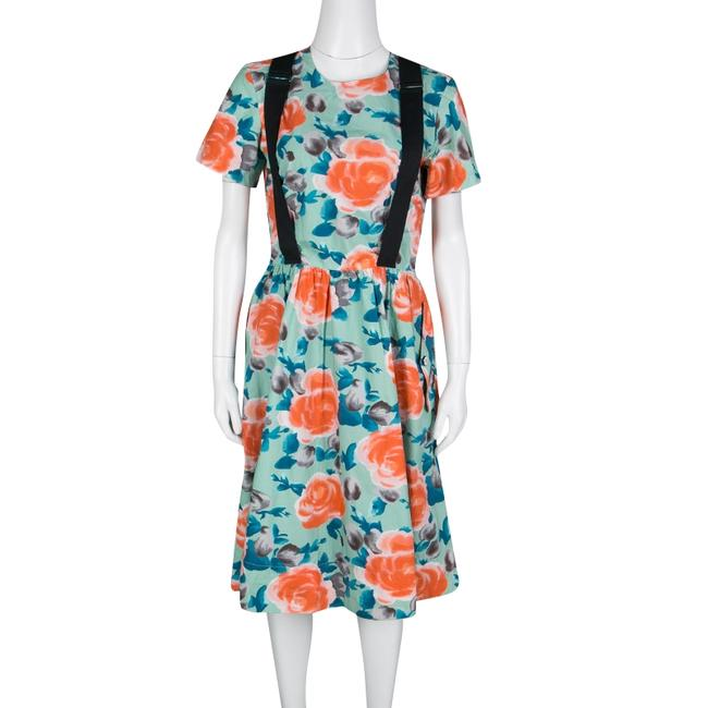 Multicolor Maxi Dress by Marc by Marc Jacobs Cotton Poplin Image 1