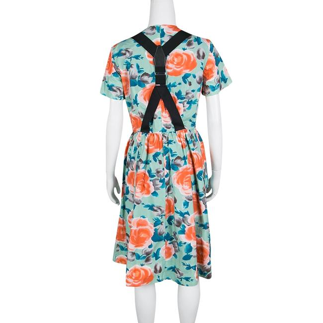 Multicolor Maxi Dress by Marc by Marc Jacobs Cotton Poplin Image 2