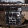 Montblanc Canvas Nylon Tote in Beige Image 8
