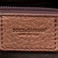 Dolce&Gabbana Fabric Leather Satchel in Brown Image 5