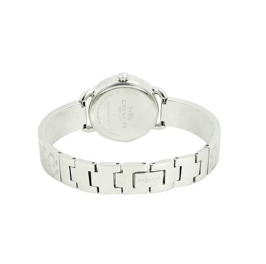 Coach Coach Women's Watch Delancey Stainless Steel Bangle Image 1
