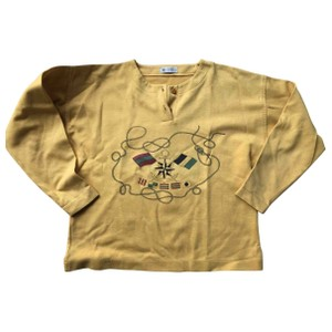 Gucci Vintage Nautical Pullover Baggy Oversized Sweatshirt