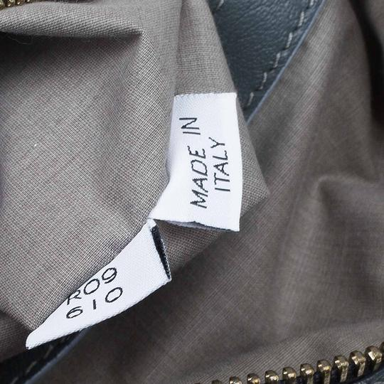 Marc Jacobs Leather Fabric Tote in Grey Image 6