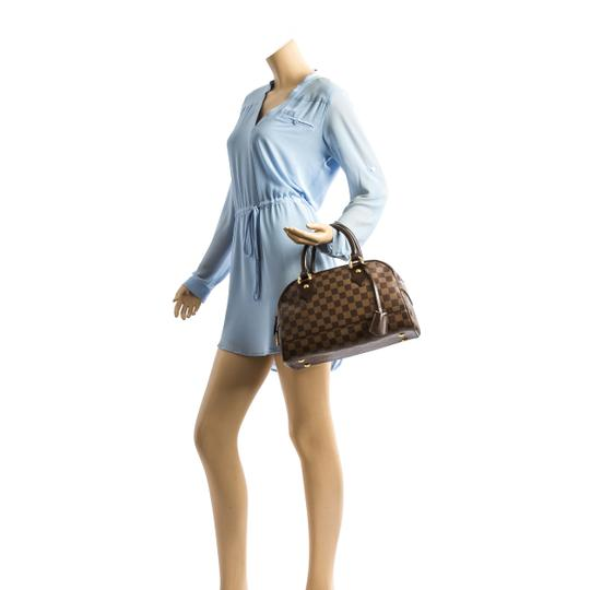 Louis Vuitton Tote in Brown Image 6